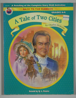 A Tale Of Two Cities - Grades 6-8