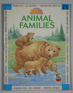Animal Families: Frank Schaffer's Learning Adventures