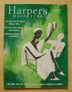 Harper's Magazine - Vol. 209, No. 1251 - August 1954