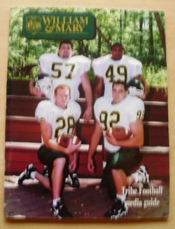 1997 William & Mary Football Media Guide