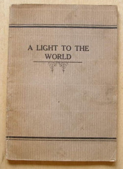 A Light to the World