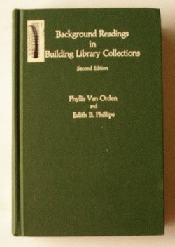 Background Readings in Building Library Collections