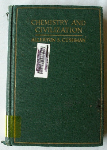 Chemistry and Civilization