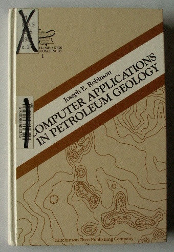 Computer Applications in Petroleum Geology