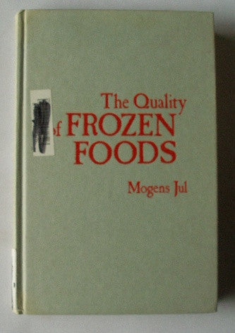 The Quality of Frozen Foods