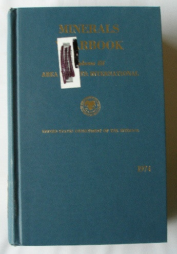 Minerals Yearbook 1963- Volume III - Area Reports: International