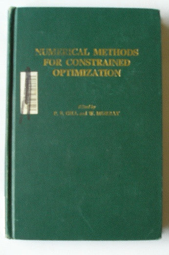 Numerical Methods for Constrained Optimization