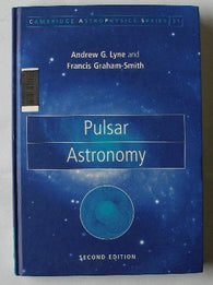 Pulsar Astronomy - Cambridge Astrophysics Series 31