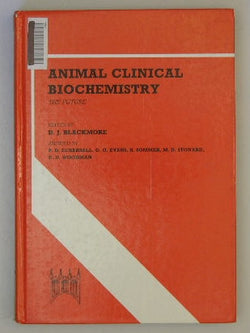 Animal Clinical Biochemistry The Future