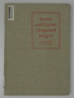 Bovine and Equine Urogenital Surgery