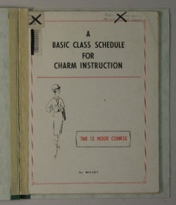 A Basic Class Schedule for Charm Instruction: The 12 Hour Course