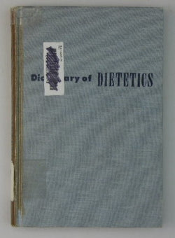 A Dictionary of Dietetics