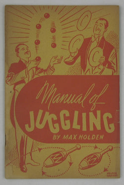 Manual of Juggling