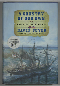 A Country of Our Own: A Novel of the Civil War at Sea