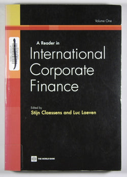 A Reader in International Corporate Finance - Volume One