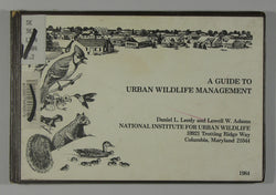 A Guide to Urban Wildlife Management