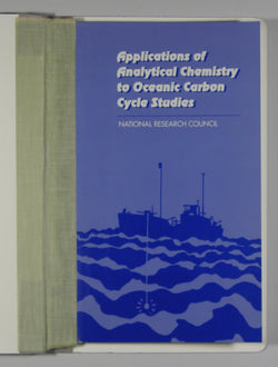 Applications of Analytical Chemistry to Oceanic Carbon Cycle Studies