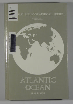 Atlantic Ocean - World Bibliographical Series - Volume 61