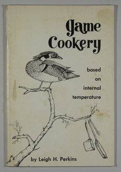 Game Cookery Based on Internal Temperature