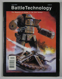 Battle Technology - The Magazine of Combat in the 31st Century - Issue 0202