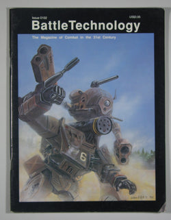 Battle Technology - The Magazine of Combat in the 31st Century - Issue 0102