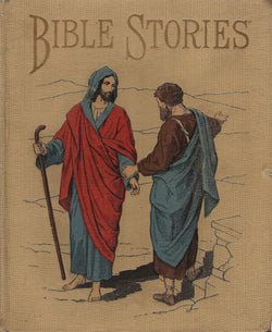 Bible Stories in Easy Words