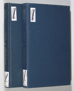 Index to British Parliamentary Papers on Australia and New Zealand, 1800-1899 -- Volume 1 (A-M) and Volume 2 (N-Z)