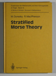 Stratified Morse Theory