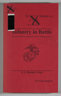 Infantry in Battle - United States Marine Corps - 1939