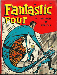 The Fantastic Four in the House of Horrors (Big Little Book)