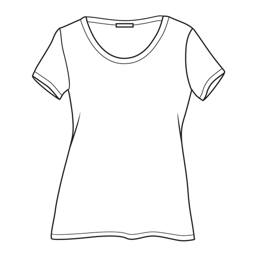 Women's Scoop T-shirt