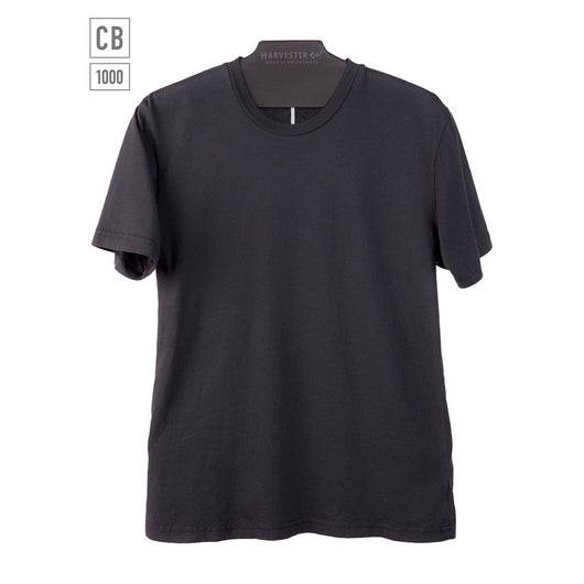 Men's Short Sleeve Crew T-shirt - Chalkboard
