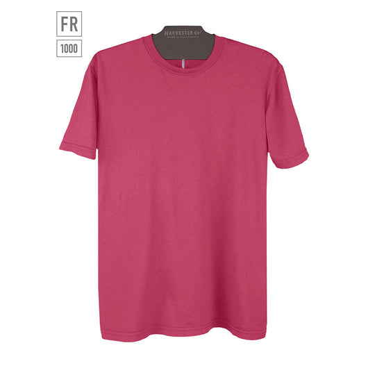 Men's Short Sleeve Crew T-shirt - Faded Red