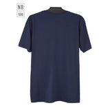 Men's Short Sleeve Crew T-shirt - Navy Blue