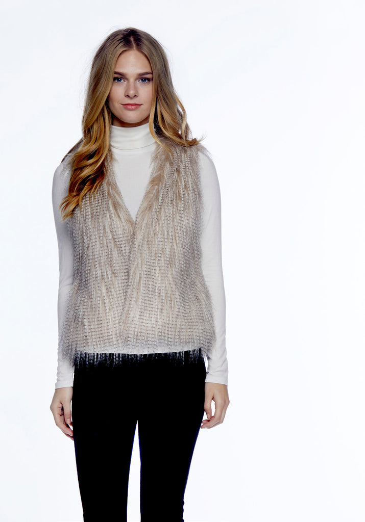 Cupcakes and Cashmere - Arlington Vest