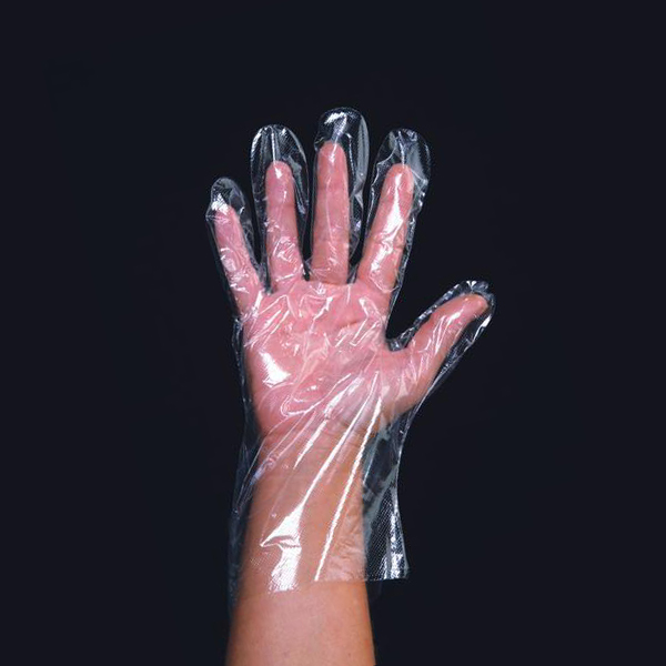 Polyethylene Gloves - Box of 500 Pieces