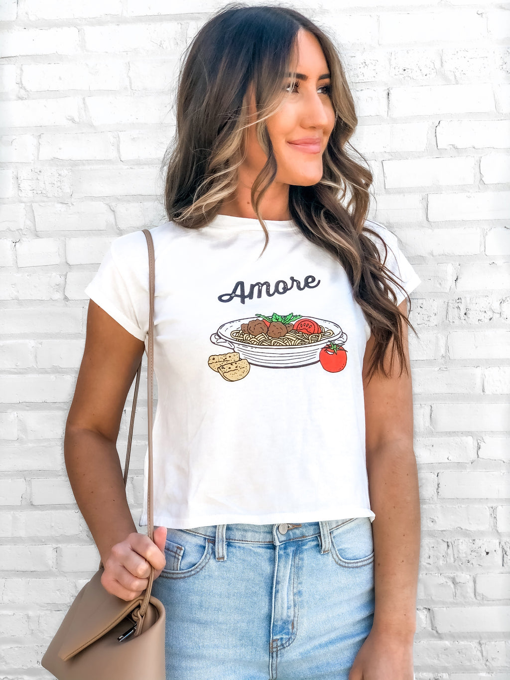 THAT'S AMORE TEE