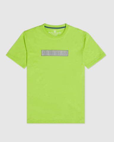 Rushup Reflective Tee (Safety Yellow)