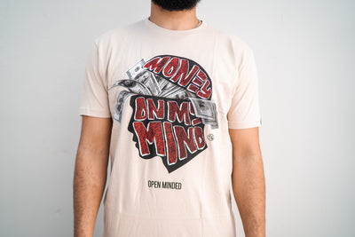 Open Minded (Cream/Red)