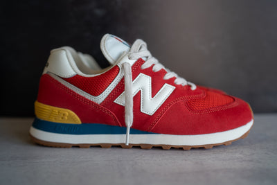New Balance 574 (Crimson) - ML574HA2