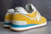 New Balance 574 (Marigold) - ML574HB2