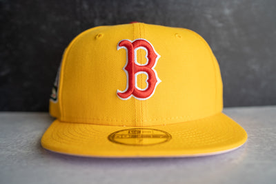 New Era Boston Red Sox 1999 ASG Pink UV (Gold/Red)