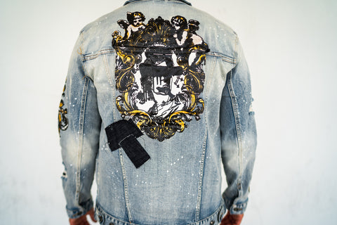 Bourbon Denim Jacket