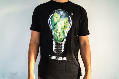 Think Green (Black)