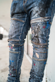 Kurt Denim (Indigo)