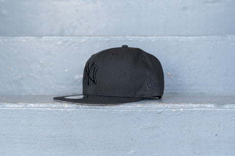 New York Yankees Snapback (Black)