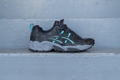 Asics Gel Nandi (Black/Teal)