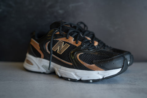 New Balance 530 (Black/Copper) - MR530EMD