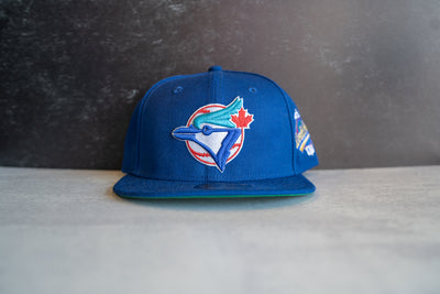 New Era Toronto Blue Jays 1993 World Series Fitted Cap
