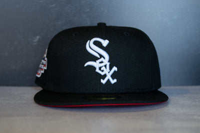 New Era Chicago White Sox 2003 ASG Fitted Hat (Black/Red)